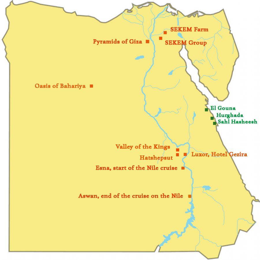 SEKEM plus The Red Sea